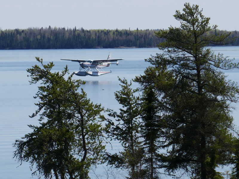 Ontario Fly-In Fishing Camp