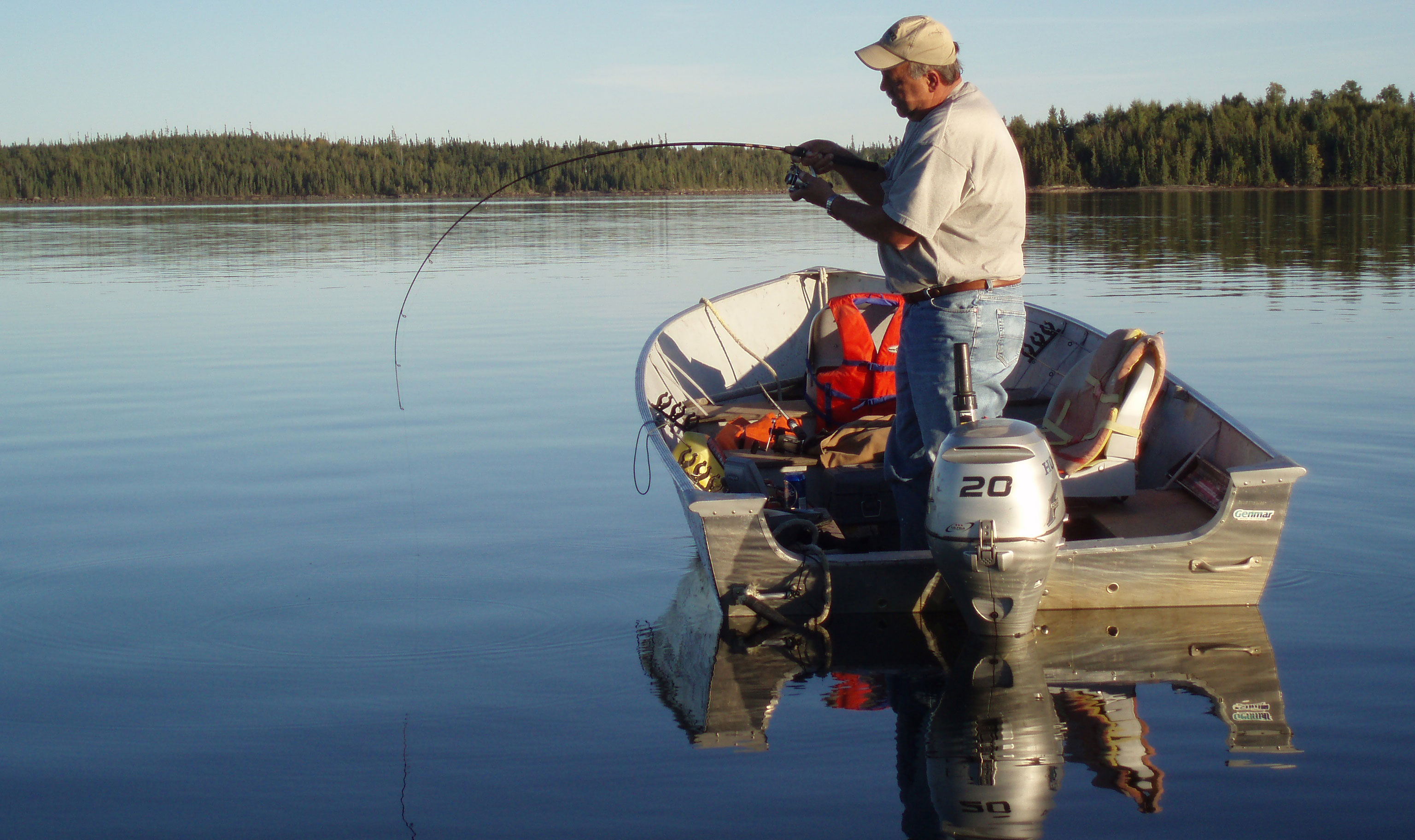 fly-in Fall Fishing Trips