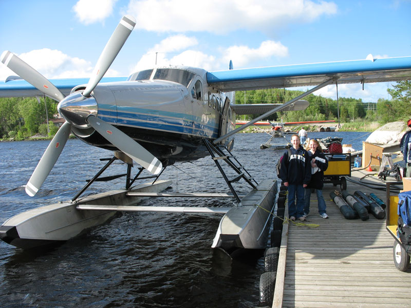 Fly-In Fishing Canada