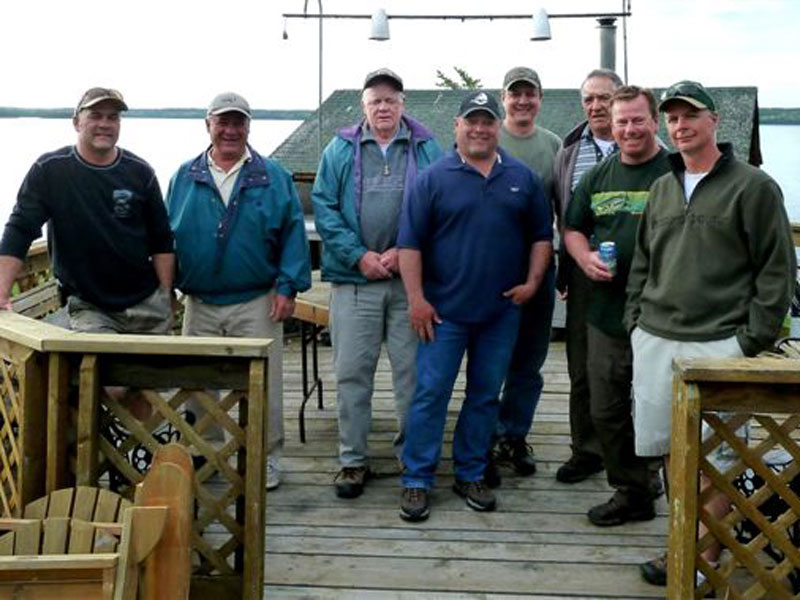 Group fishing trips large group and corporate fly intrips for Canadian fishing trips cheap