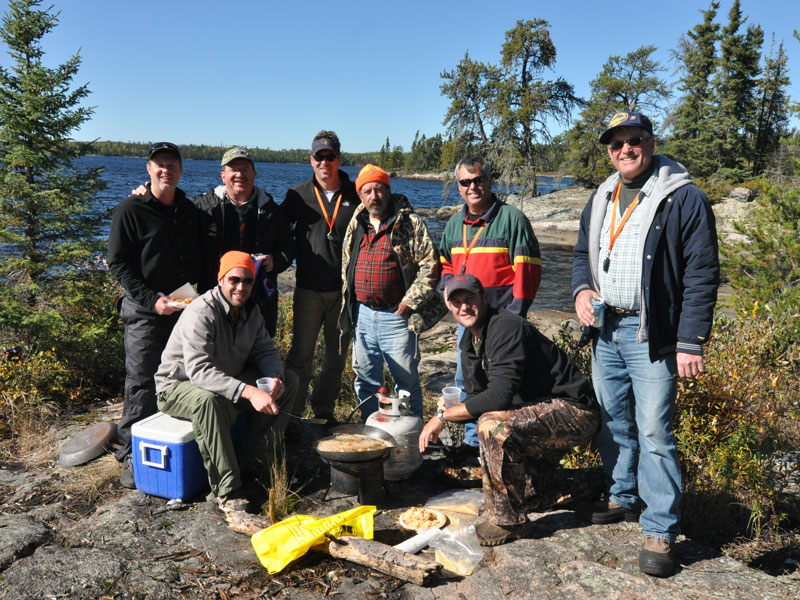 fly-in fishing Trips