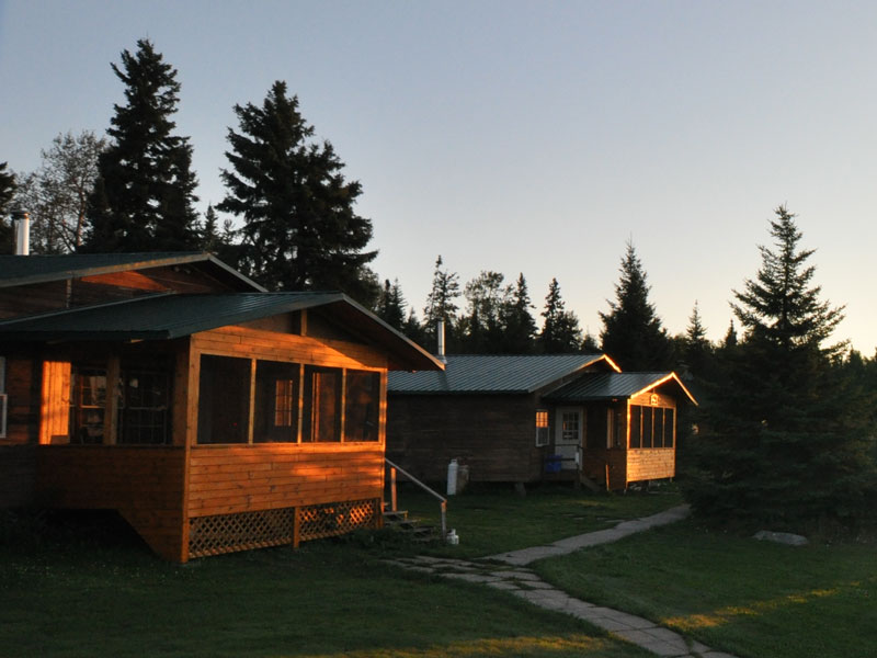 Fly-In Fishing Camp