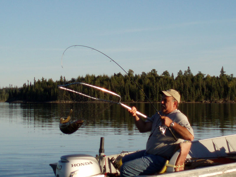 Canadian fly in fishing trips exceptional ontario fishing for Fly in fishing canada
