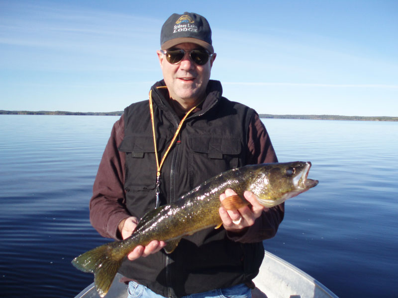 Fall Walleye Fishing Trips
