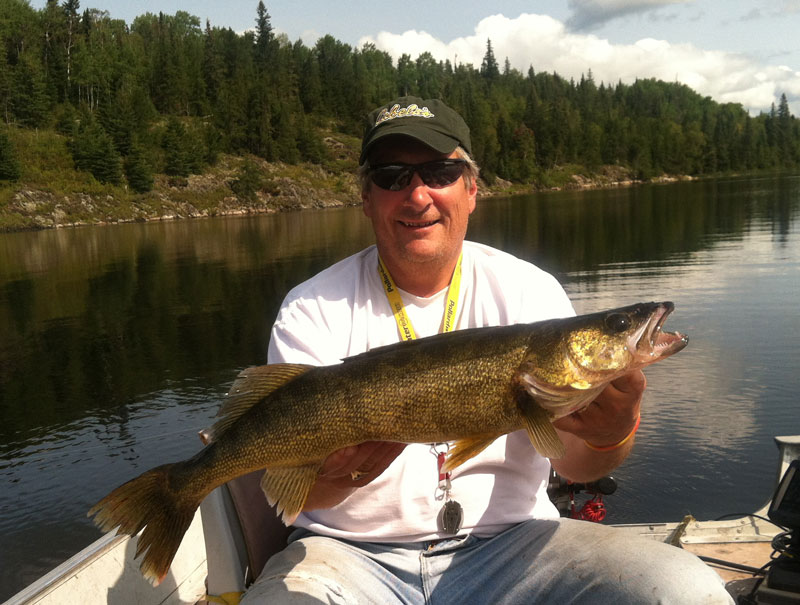 Trophy Walleye Canada